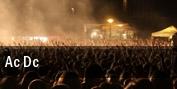 AC/DC Memphis tickets