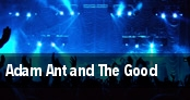 Adam Ant and The Good tickets