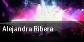 Alejandra Ribera tickets