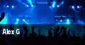 Alex G tickets