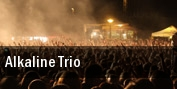 Alkaline Trio Bank of America Pavilion tickets