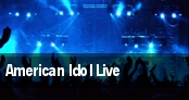 American Idol Live Fairfax tickets