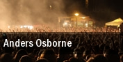 Anders Osborne Denver tickets