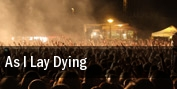 As I Lay Dying Pittsburgh tickets