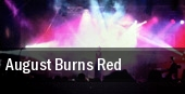 August Burns Red Asheville tickets