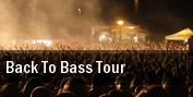 Back To Bass Tour Denver tickets