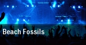 Beach Fossils tickets