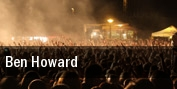 Ben Howard Bowery Ballroom tickets