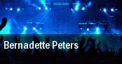 Bernadette Peters Bergen Performing Arts Center tickets