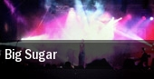 Big Sugar Niagara Falls tickets