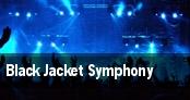 Black Jacket Symphony Sacramento tickets