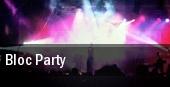 Bloc Party Boston tickets