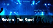Boston - The Band Chicago tickets