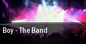Boy - The Band tickets