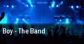 Boy - The Band New York tickets