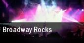 Broadway Rocks Tucson Music Hall tickets