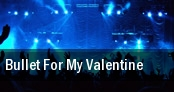 Bullet For My Valentine Stage AE tickets