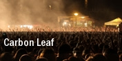 Carbon Leaf Buffalo tickets