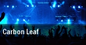 Carbon Leaf Maxwells tickets