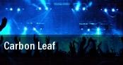 Carbon Leaf The Visulite Theatre tickets