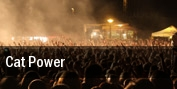 Cat Power Boston tickets
