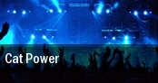 Cat Power Seattle tickets