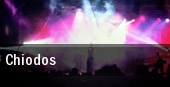 Chiodos Anaheim tickets