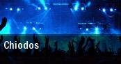 Chiodos Trocadero tickets
