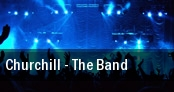 Churchill - The Band tickets