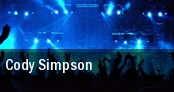 Cody Simpson Center Stage Theatre tickets