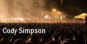 Cody Simpson Clifton Park tickets