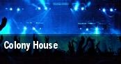 Colony House tickets