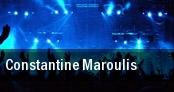 Constantine Maroulis tickets