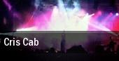 Cris Cab A and R Music Bar tickets