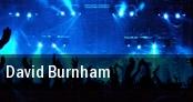 David Burnham tickets