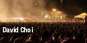 David Choi Houston tickets