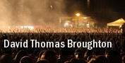 David Thomas Broughton tickets