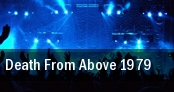 Death From Above 1979 Los Angeles tickets