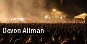 Devon Allman Bay Shore tickets