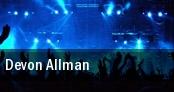 Devon Allman San Juan Capistrano tickets