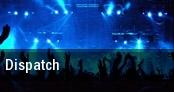 Dispatch Commodore Ballroom tickets