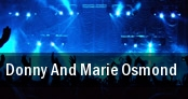 Donny and Marie Osmond Abravanel Hall tickets