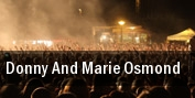 Donny and Marie Osmond tickets