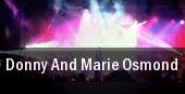 Donny and Marie Osmond Las Vegas tickets