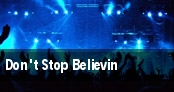 Don't Stop Believin tickets