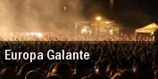 Europa Galante Tucson tickets