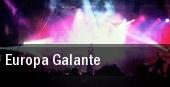 Europa Galante Walt Disney Concert Hall tickets