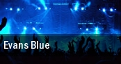 Evans Blue Warehouse Live tickets