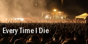 Every Time I Die The Glass House tickets