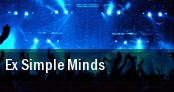 Ex Simple Minds tickets